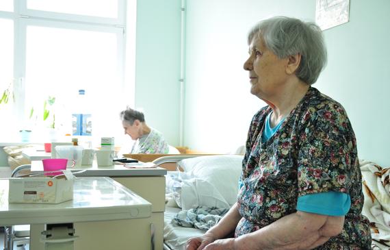Максимилиановская больница отделение сестринский уход